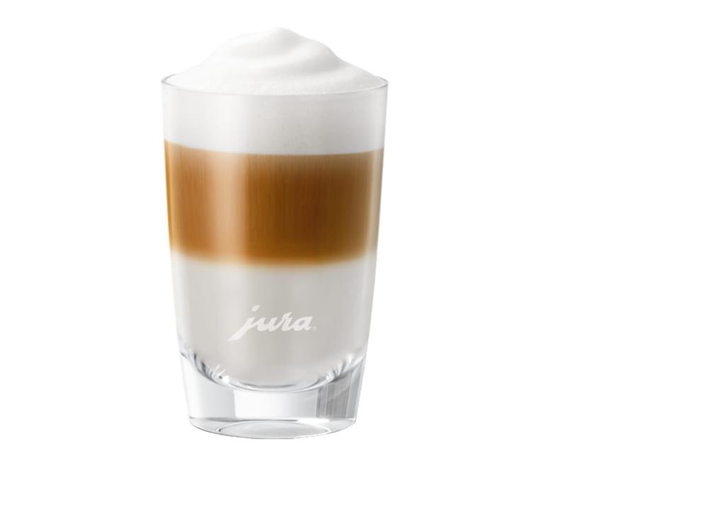 latte macchiato glas jura sterreich. Black Bedroom Furniture Sets. Home Design Ideas